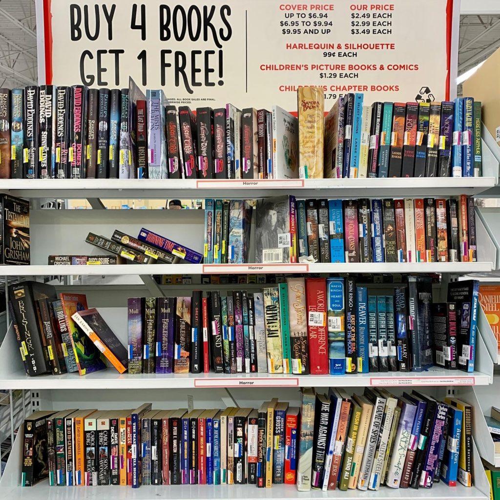 Books at Savers